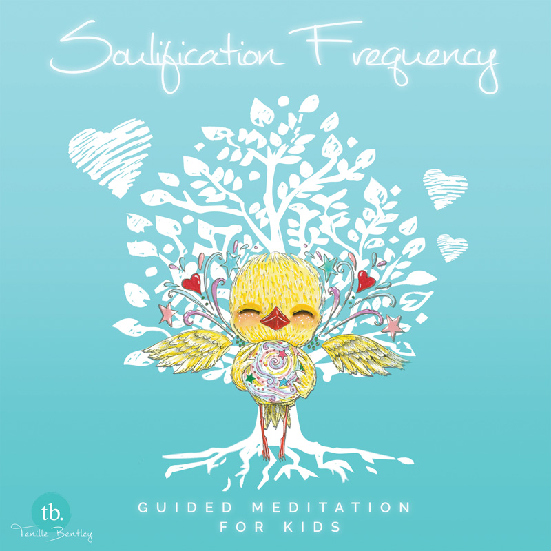 Children's Guided Frequency Meditation