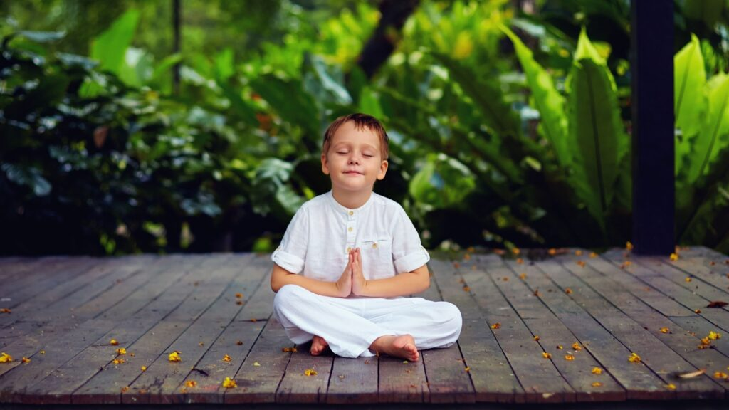 mindfulness classes for kids